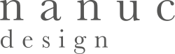 Logotipo Nanuc Design