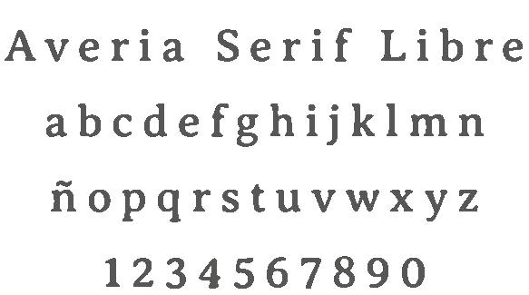 Nanuc Design Proyecto María Cala Tipografía 1