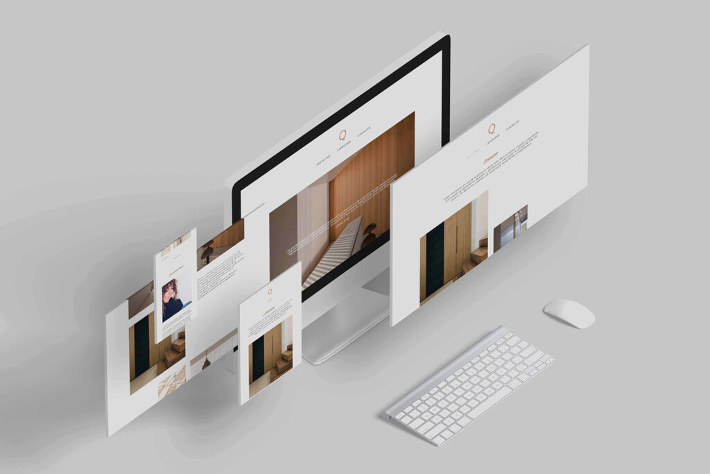 Lusquiños - Proyecto de Branding, Diseño Web y Aplicaciones - Nanuc Design