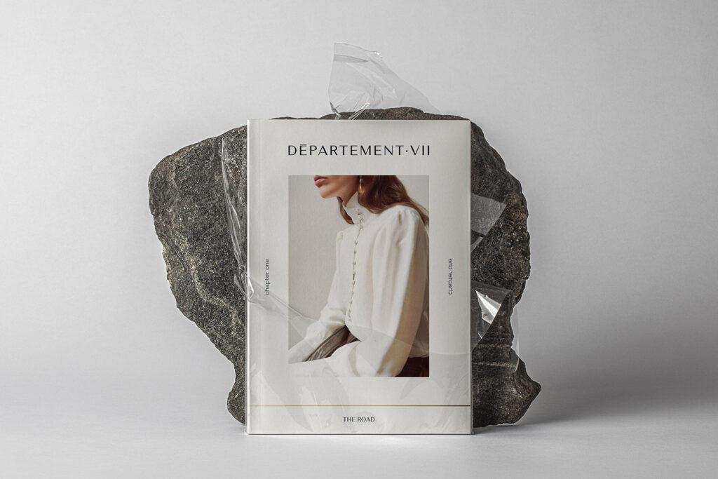 Départment VII - Proyecto de Branding, Diseño Web y Aplicaciones - Nanuc Design
