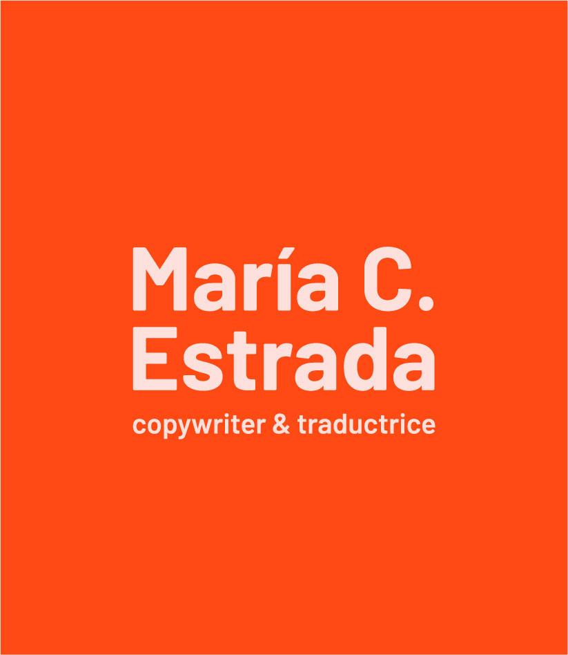 María C Estrada - Proyecto de Branding, Diseño Web y Redes sociales - Nanuc Design